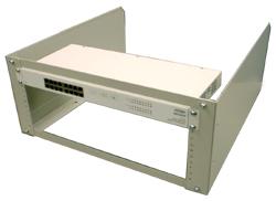 サーバーラック 60/90/120/160専用オプション 19インチマウントボックス