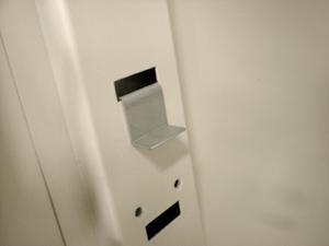 防塵ラック 専用棚(3枚1セット) Tidy Box Machine 専用オプション