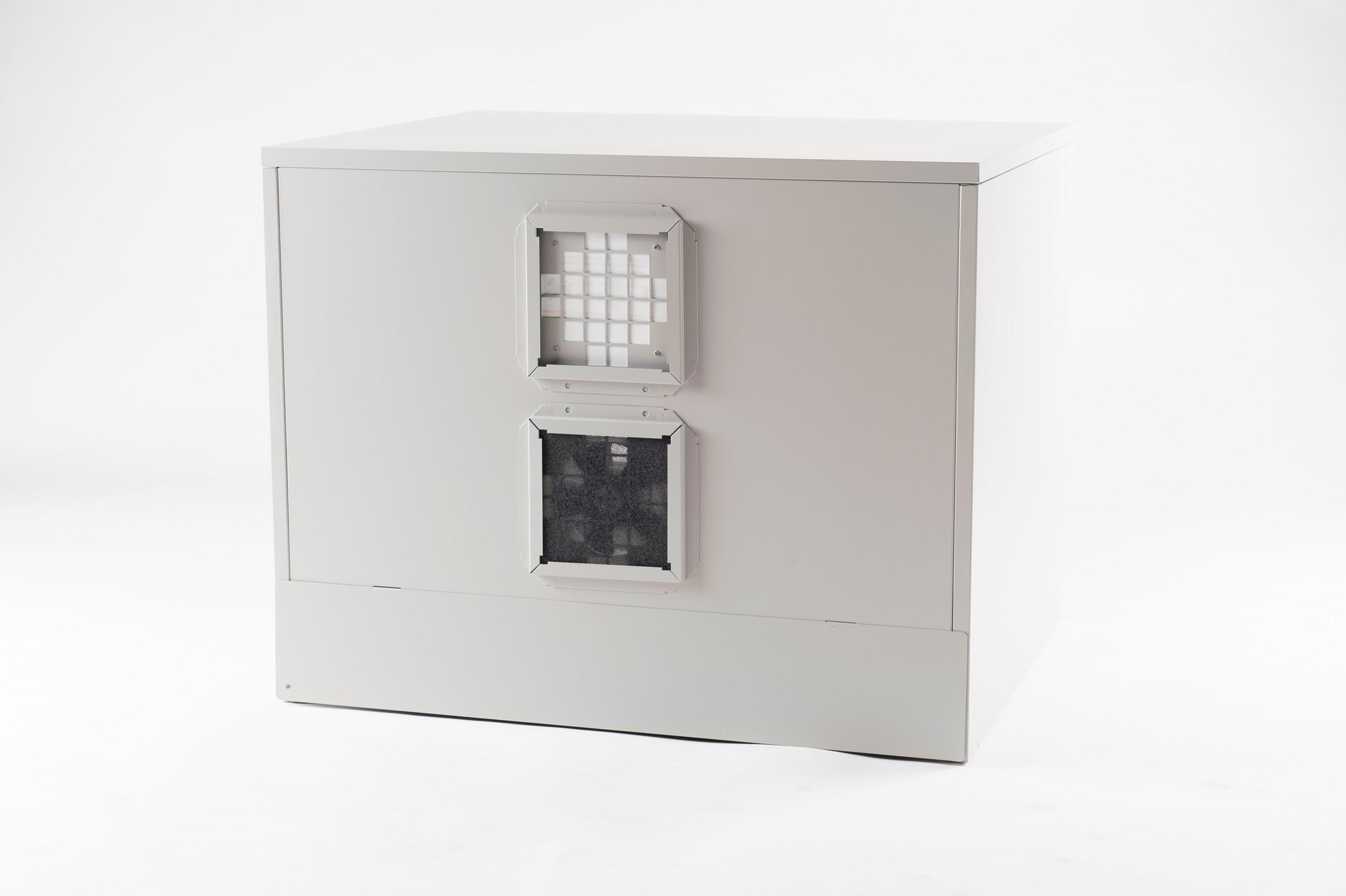 防塵ラック Tidy Box CRT W5