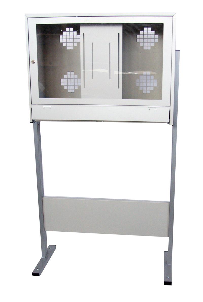 防塵ラック Tidy Box 32 収納庫 専用スタンド