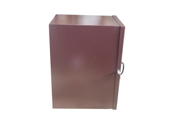 宅配ボックス35 ブラウン