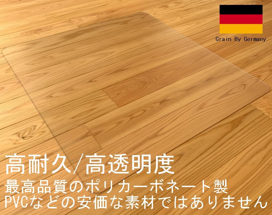 【送料無料】セイコーテクノ 懸垂マシン 床キズ防止マット RSM-CS 75cm×115cm ぶら下がり健康器 チンニングスタンド チェアマットにも