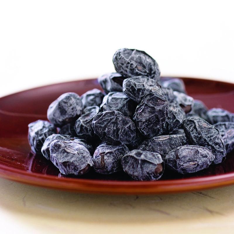丹波産黒大豆使用の豆菓子 奥越長寿豆10ヶ入