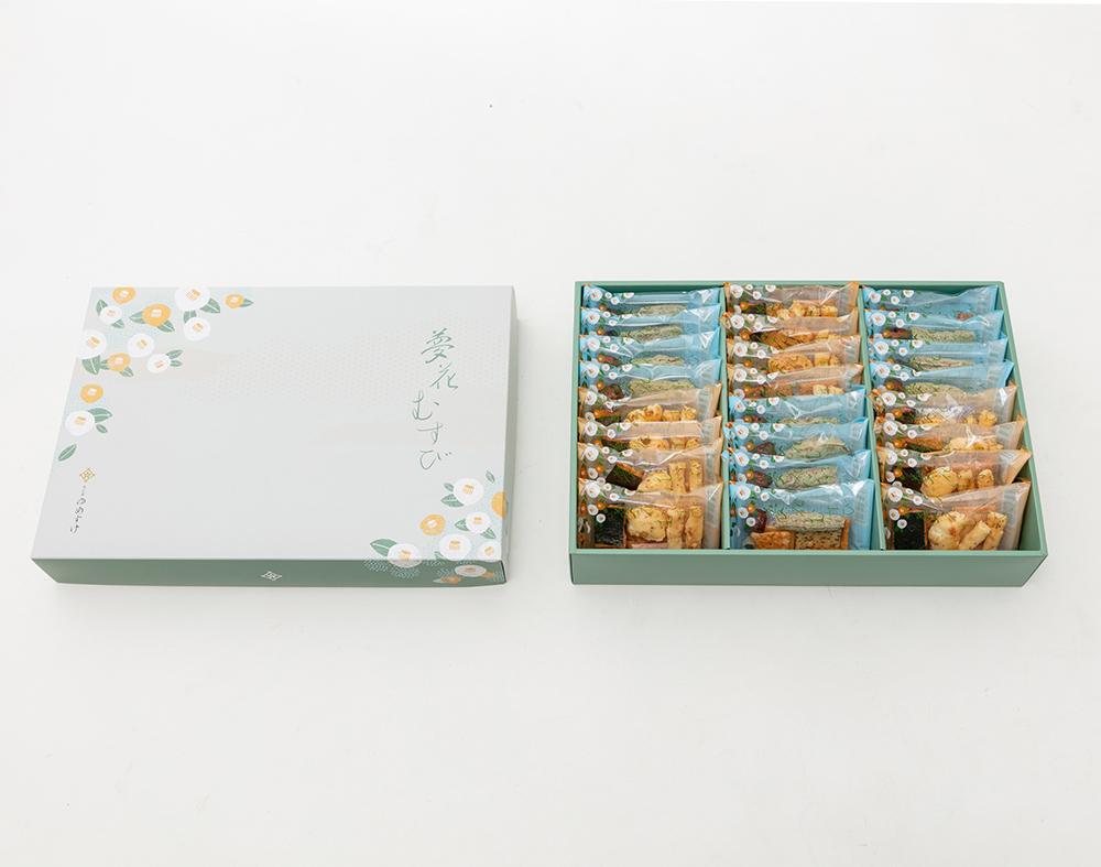 【7/27まで宅配無料】新)夢花むすび24ヶ入