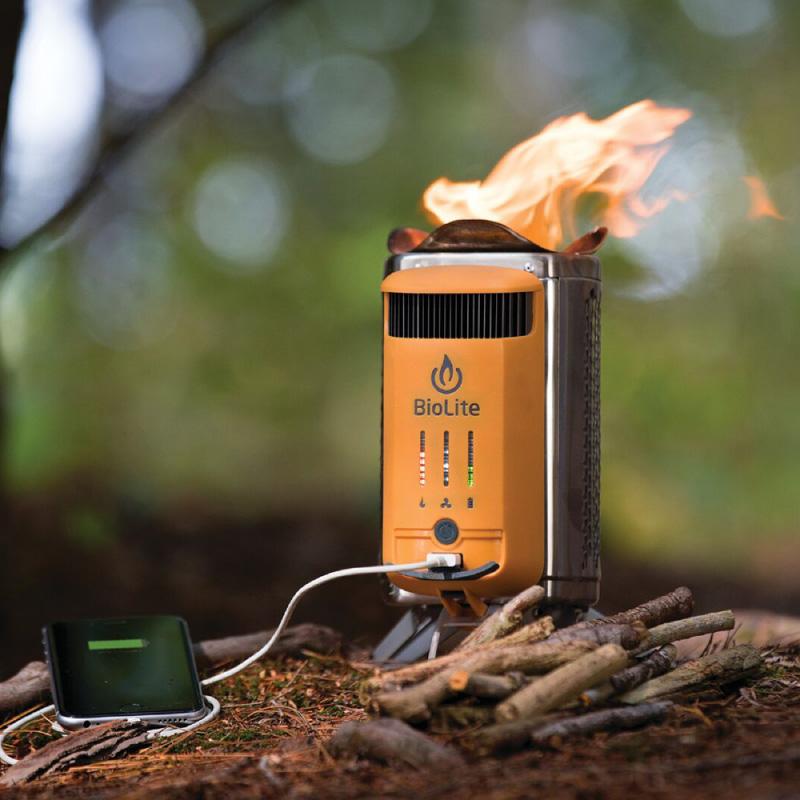 BioLite(バイオライト)キャンプストーブ2 PLUS《フルセット》