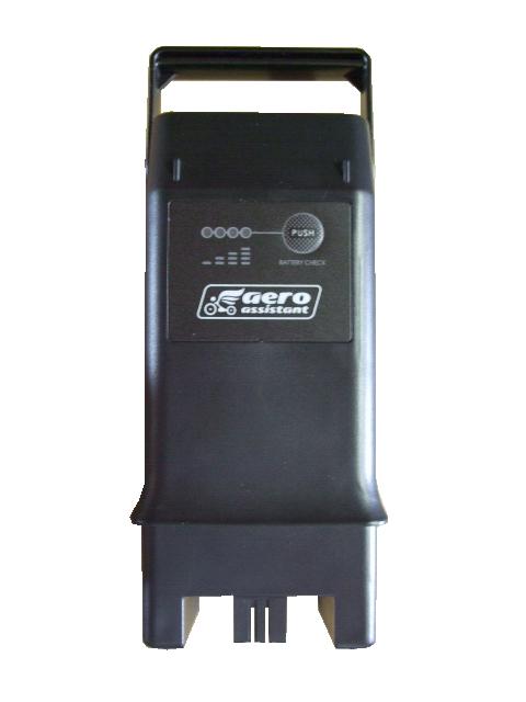 リチウムイオンバッテリー(6.6A用)※エアロアシスタント専用交換バッテリー[送料込]