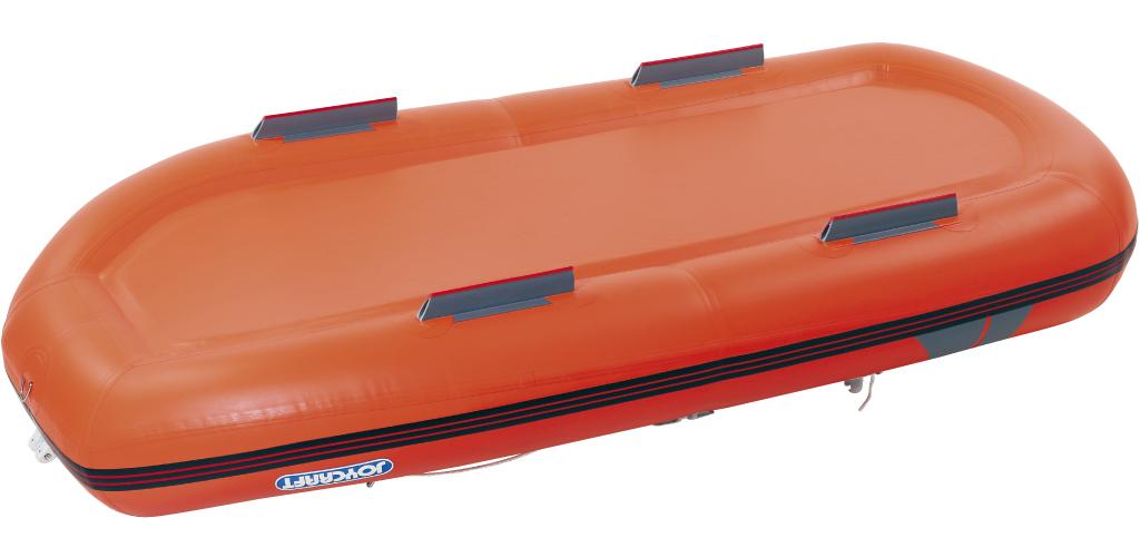 6人乗り救助艇 GU-313 [救助・運搬艇として利用できるプロ仕様モデル]