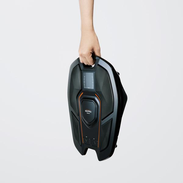 SIXPAD Foot Fit(シックスパッド・フットフィット)(足を乗せることで、歩くために必要な身体を維持する)
