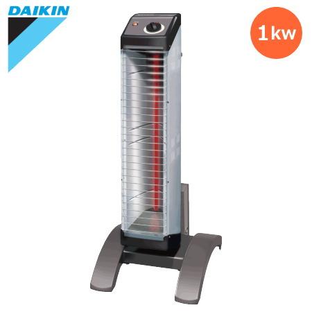ダイキン セラムヒート 遠赤外線暖房機 「ERK10NV」 床置スリム形 シングルタイプ 単相200vタイプ