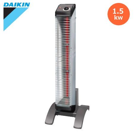 ダイキン セラムヒート 遠赤外線暖房機 「ERK15NV」 床置スリム形 シングルタイプ 単相200vタイプ