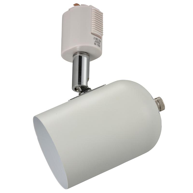 オーム電機 RL-N11KAW-W ライティングレール/専用スポットライト(口金E11/アーム長93mm/ホワイト)(06-0811)