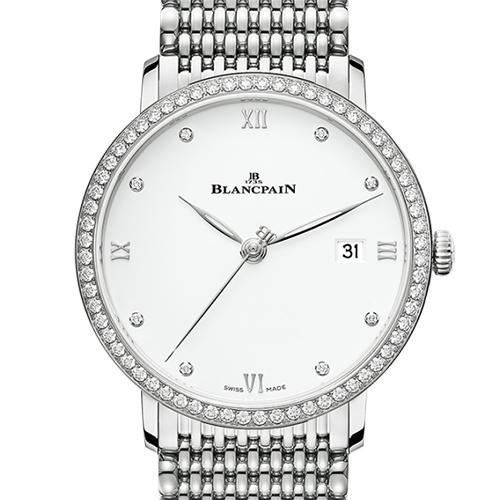 ブランパン 6224-4628-MMB (6224 4628 MMB ) ヴィルレ・ウルトラスリム (38mm)