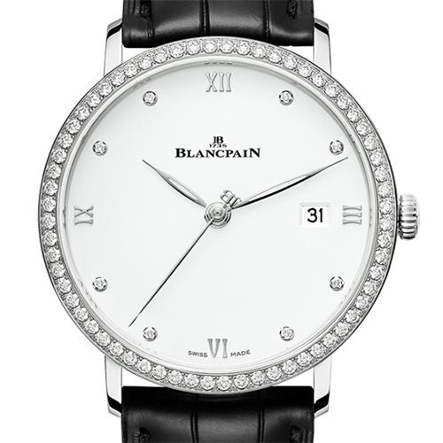 ブランパン 6224-4628-55B (6224 4628 55B ) ヴィルレ・ウルトラスリム (38mm)