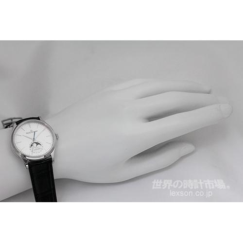 ジャガールクルト Q1368430 マスター・ウルトラスリム・ムーン (39mm)