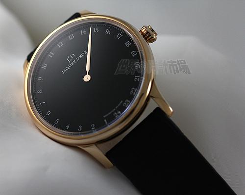 ジャケドロー J025033202 グラン・ウール・ブラックエナメル