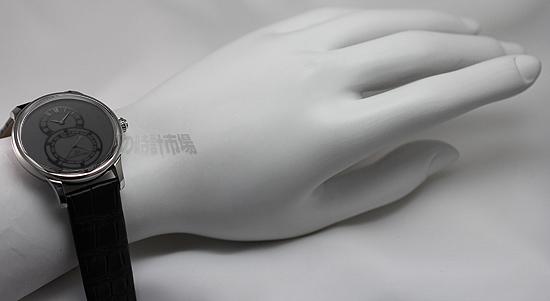 ジャケドロー J007030240 グラン・セコンド・カンティエーム
