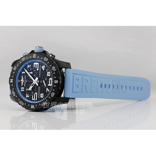 ブライトリング X82310281B1S1 エンデュランス プロ (ライトブルー)