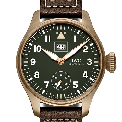 IWC IW510506 ビッグパイロットウォッチ ビッグデイト スピットファイア ミッションアコンプリッシュド  世界限定500本