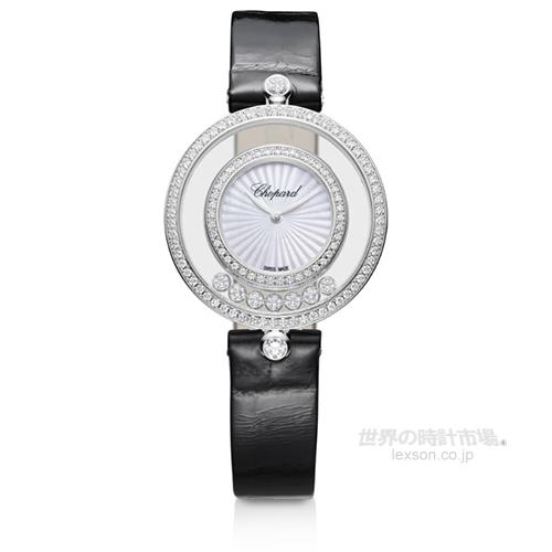 ショパール 209426-1201 ハッピーダイヤモンド 32 MM クォーツ ウォッチ