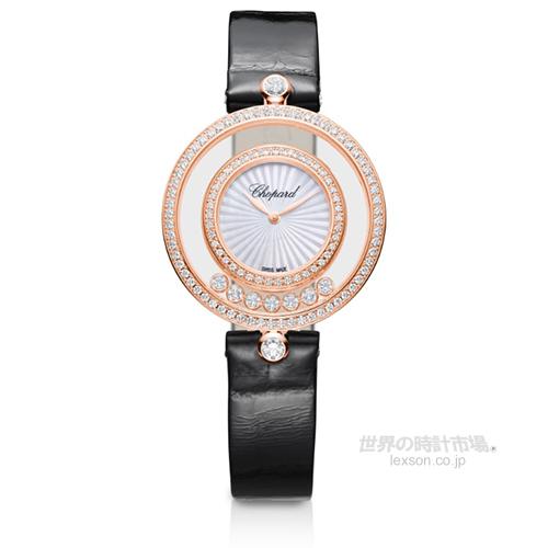 ショパール 209426-5201 ハッピーダイヤモンド 32 MM クォーツ ウォッチ