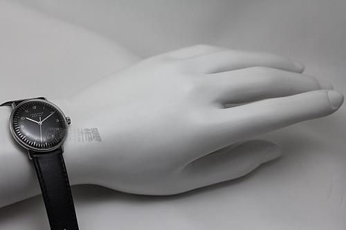 ユンハンス 027 3702 00 マックス・ビル バイ ユンハンス ハンドワインド(34mm)