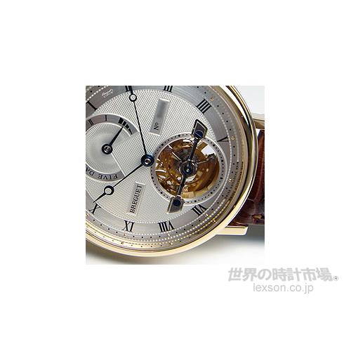 ブレゲ 5317BA/12/9V6 グランド コンプリケーション トゥールビヨン 5デイ パワーリザーブ