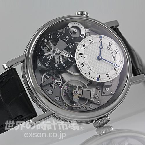 ブレゲ 7067BB/G1/9W6 クラシック・トラディション・GMT