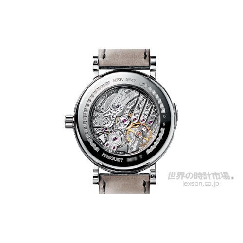 ブレゲ 5447BB/1E/9V6 グランド コンプリケーション ミニッツリピーター パーペチュアルカレンダー
