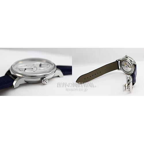 ジャケドロー J007010240 グラン・セコンド・カンティエーム・コートドジュネーブ(39mm)