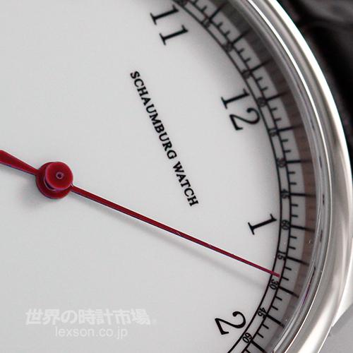 シャウボーグ GNOMONIK-AUTO3 グノモニク(赤針)