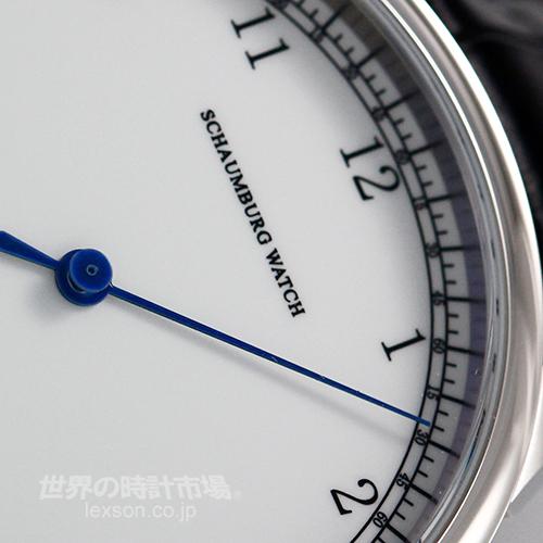 シャウボーグ GNOMONIK-AUT01 グノモニク(青針)