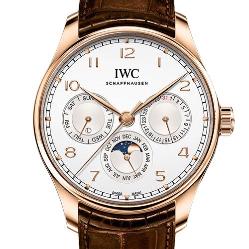 IWC IW344202 ポルトギーゼ パーペチュアルカレンダー 42