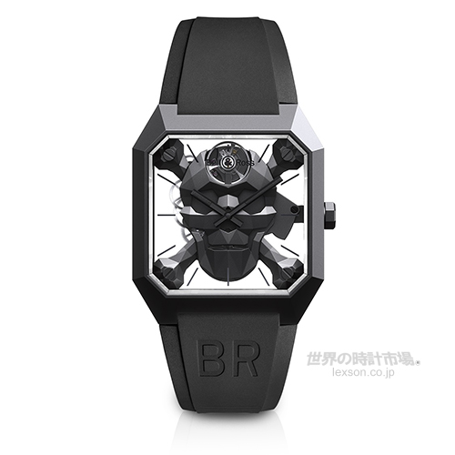 ベル&ロス  BR01-CSK-CE/SRB  BR 01 サイバースカル 世界限定500本