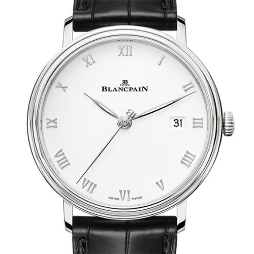 ブランパン 6224-1127-55B ヴィルレ・ウルトラスリム (38mm)