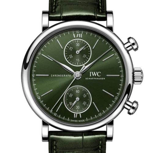 IWC IW391405 ポートフィノ クロノグラフ 39
