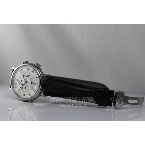 ブレゲ 5707BB/12/9V6 クラシック・コンプリケーション・GMT・アラーム