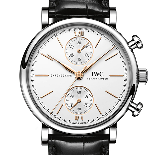 IWC IW391406 ポートフィノ クロノグラフ 39