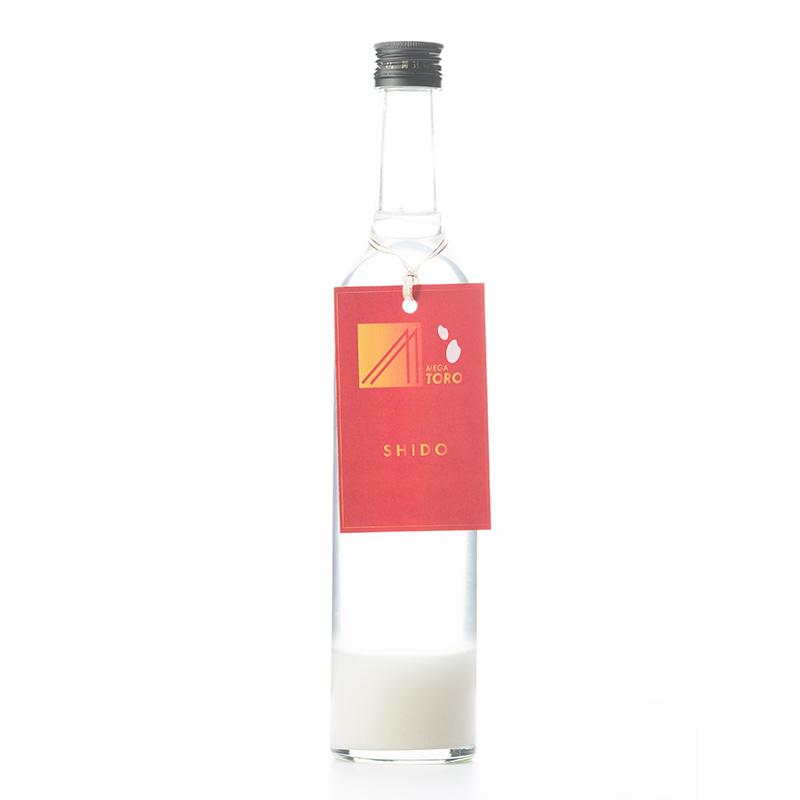 MEGATORO 獅道38 にごり酒 500ml (別途チルド代がかかります)