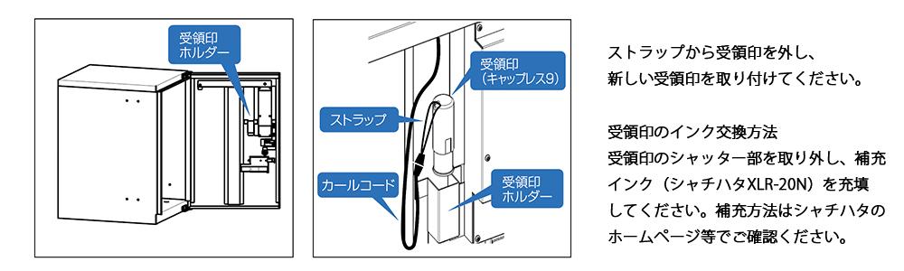 【宅配ボックス】 ed-CUBE(Mサイズ) イーディーキューブ