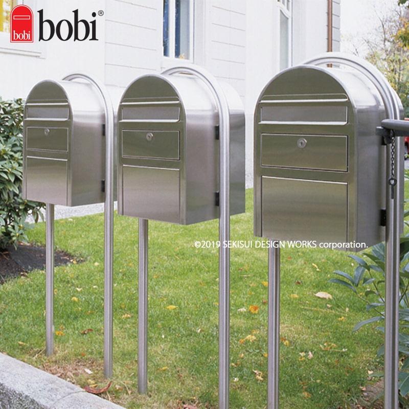 【郵便ポスト】  スイスボビ 全4色 ※公式