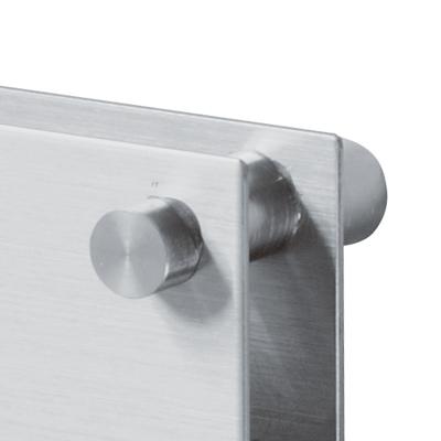 【インターフォンカバー】 フィンスタイル ヴァーティカル+LED