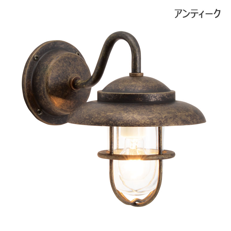 【マリンランプ】BR1760 ポーチライト 6色