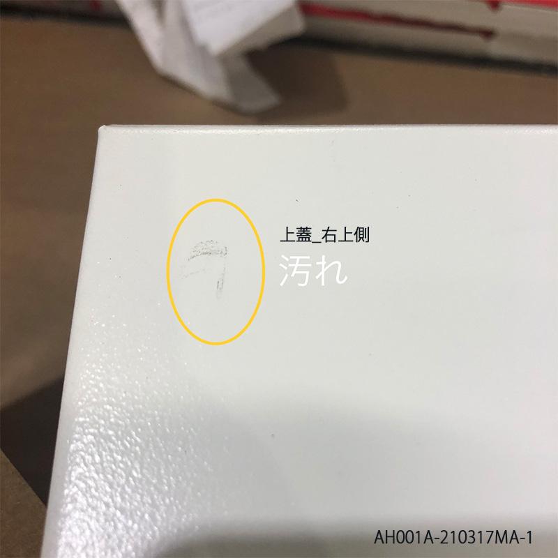 【半額 50%OFF】D110 マットホワイト (No.AH001A-210317MA-1)