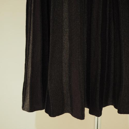 カラハモニットスカート