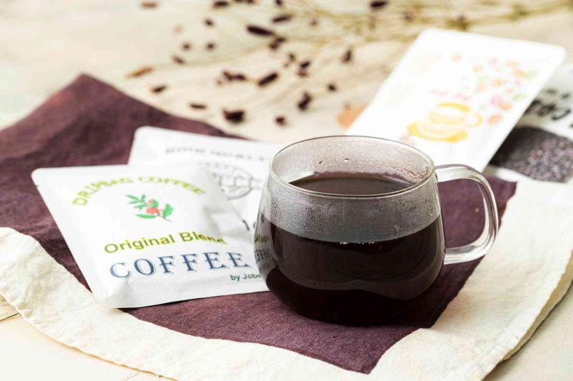 自家焙煎ドリップバックコーヒー