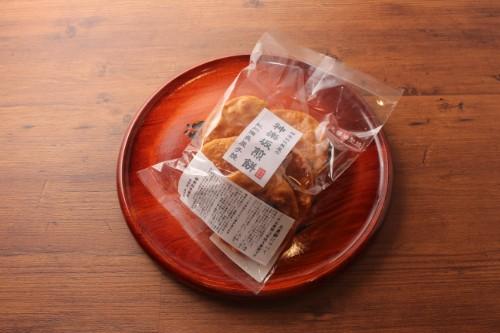 【塩分極小】 神楽坂煎餅 生醤油 Low salt