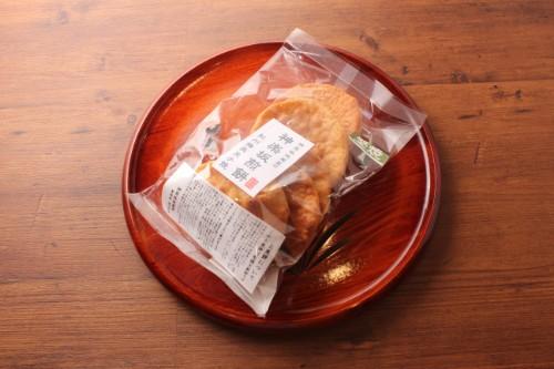 【塩分極小】 神楽坂煎餅 堅焼 Low salt