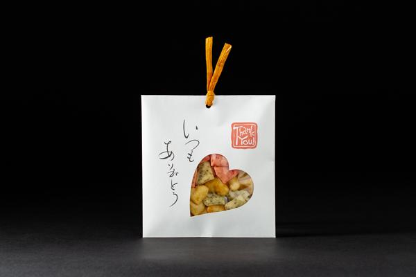 神楽坂プチギフト「ハート白」