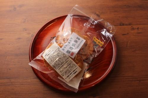 神楽坂煎餅 やや堅焼