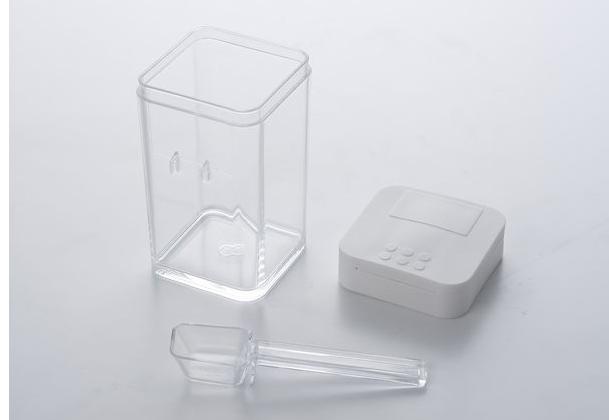 新発売!素焼せんべい粉 小麦粉&スパイスボトル〜 ホワイト